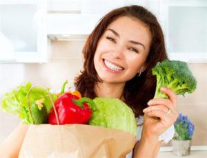 Правильное питание для сохранения молодости