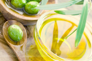 Оливковое масло - природный увлажнитель